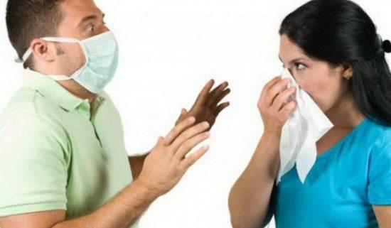 Пневмония заразна или нет как передается