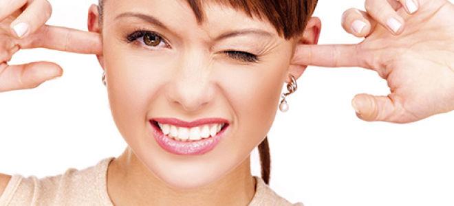 Почему закладывает уши и шумит в голове