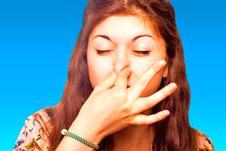 Посторонние запахи в носу причины